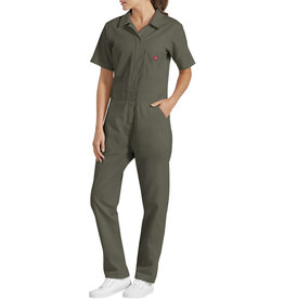 Dickies Womens Short Sleeve Coverall