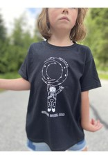 The Circle Space Circle Kids T-Shirt