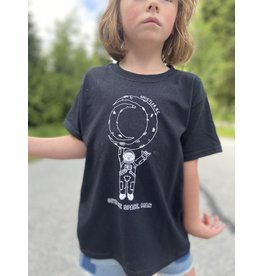 The Circle Space Circle Kids T-Shirt