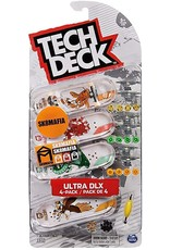 Tech Deck Tech Deck 4 Pack