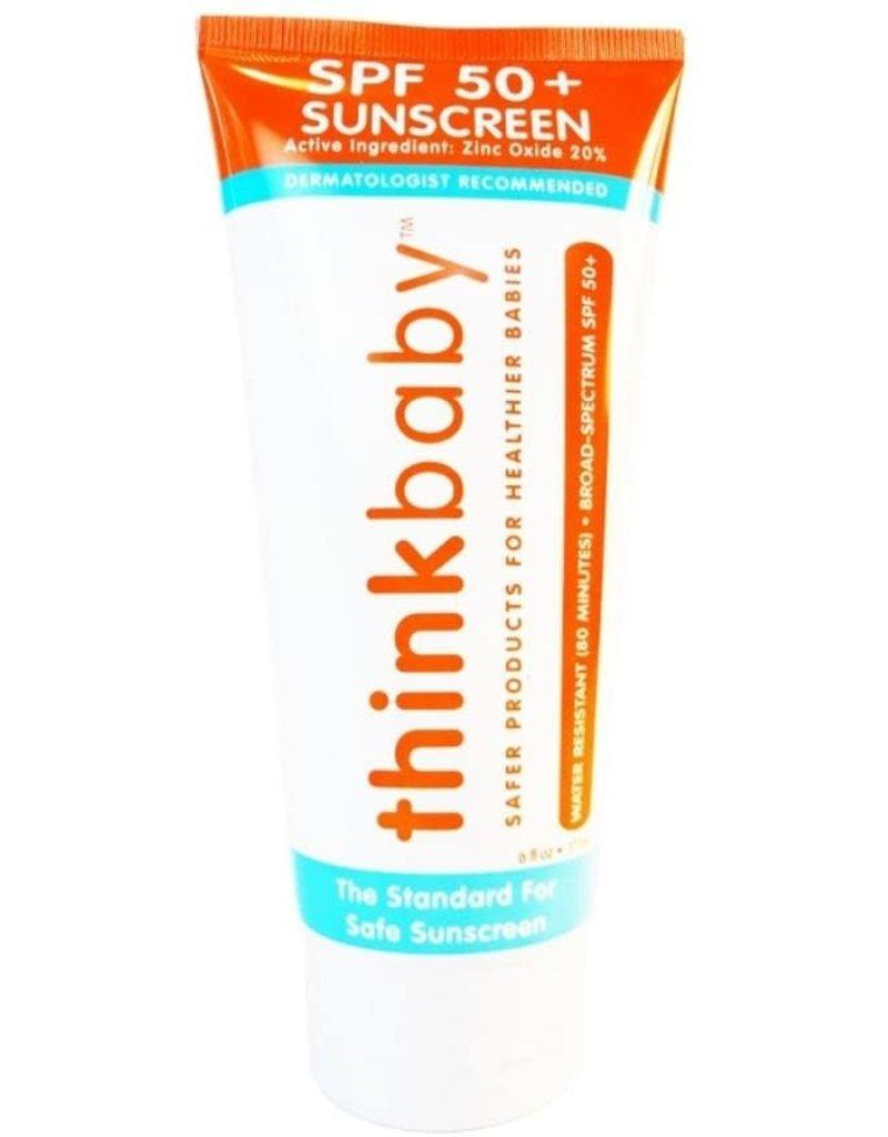 ThinkSport ThinkSport Sunscreen, SPF 50+, zinc Oxide 20%