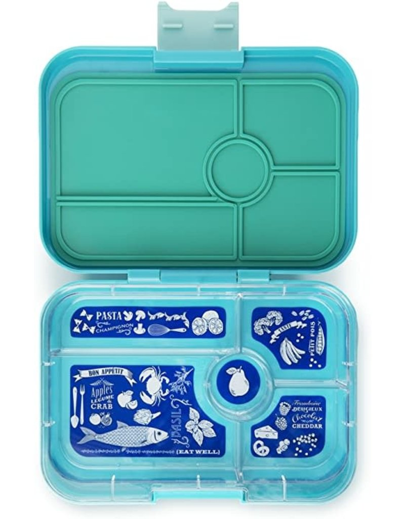 YumBox 5 Compartment Tapas