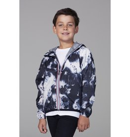 O8 Lifetsyle Sam Print Rain Jacket