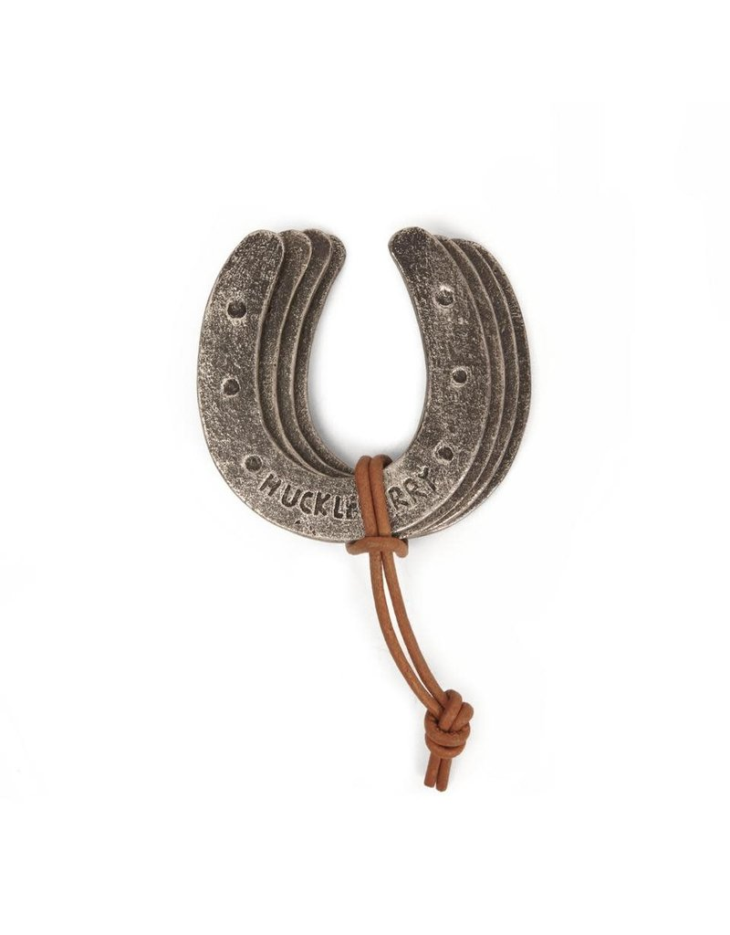 Kikkerland Designs Huckleberry Horseshoes