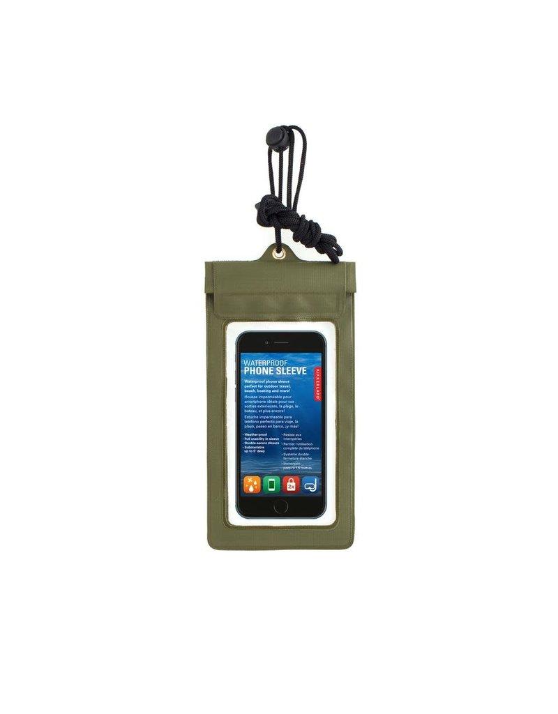 Kikkerland Designs Waterproof Phone Sleeve