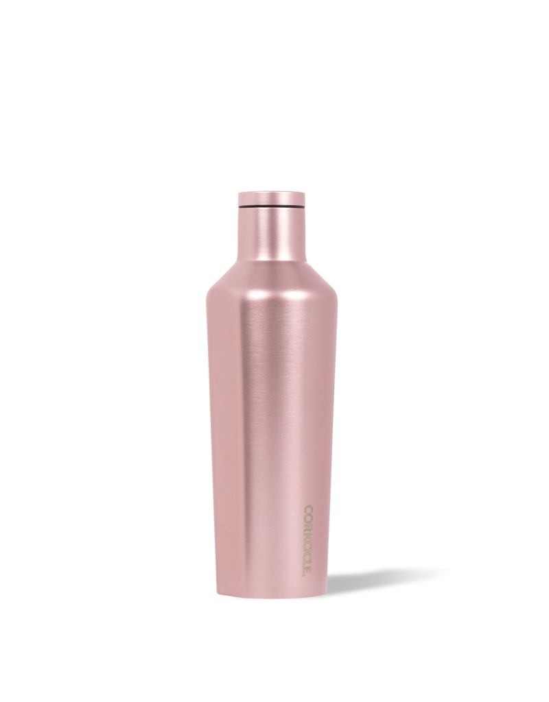 Corkcicle Metallic Canteen 25oz Rose