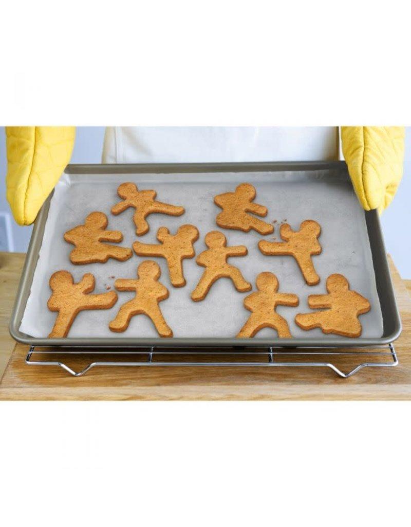 Fred Ninjabread Men Cookie Cutters