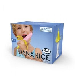 Fred Bananice Ice Pop Molds