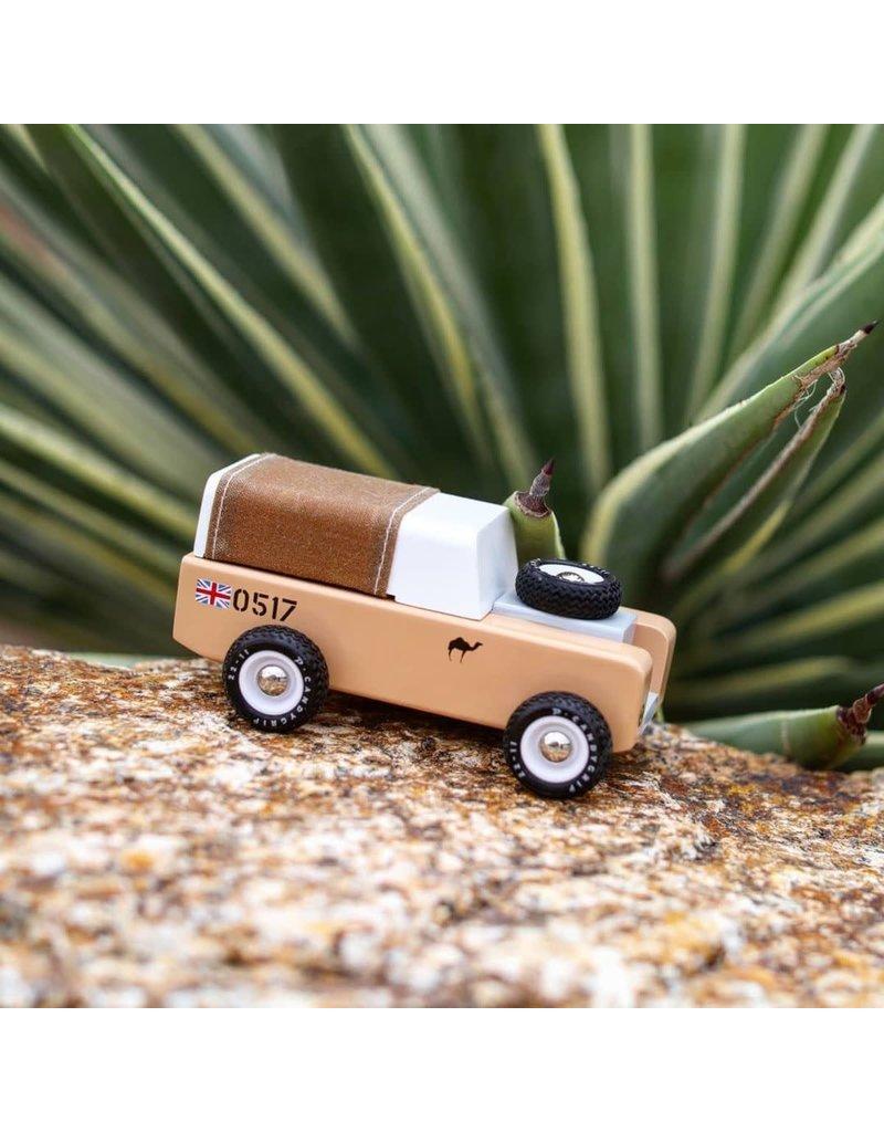 Candylab Drifter Car Sahara Brown Roof