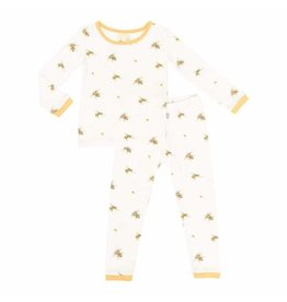 Kyte Printed Toddler Pajama Set