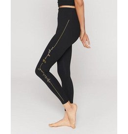 Spiritual Gangster Varsity Essential High Waist 7/8 Legging