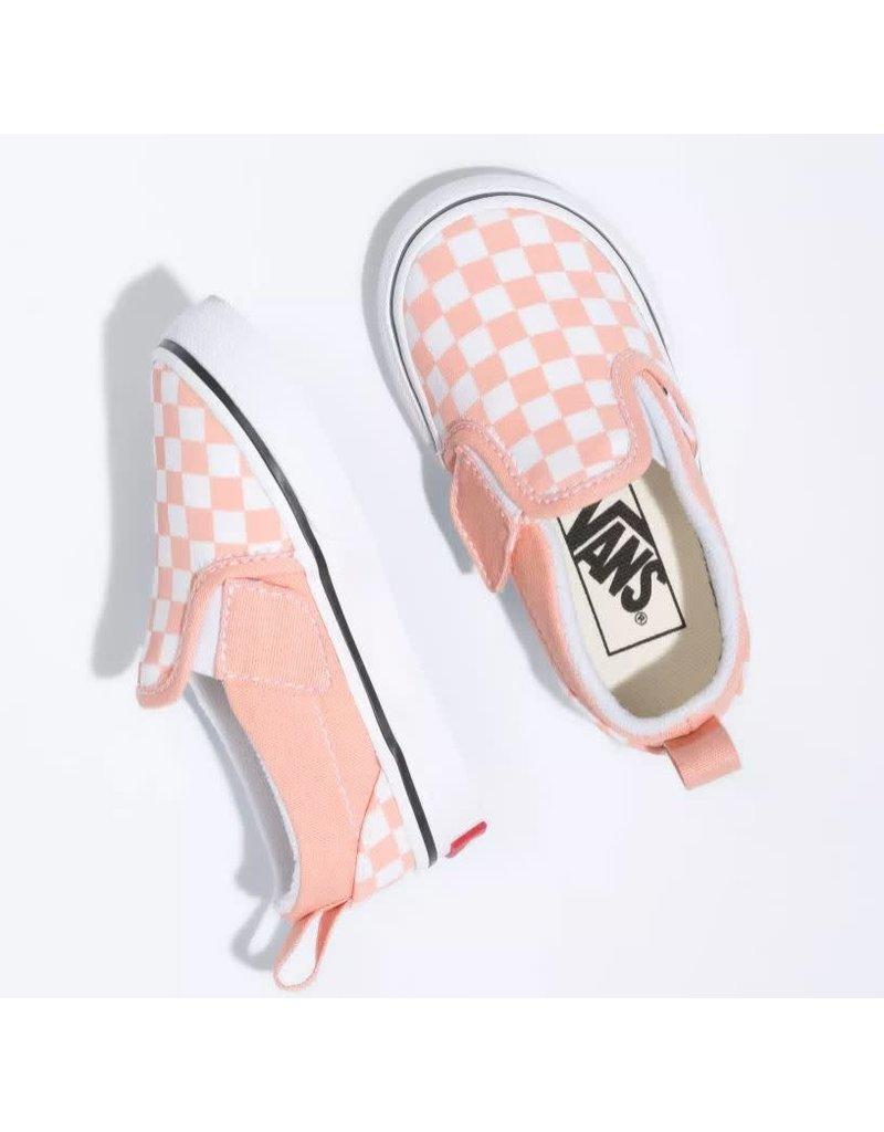 Vans Toddler Checkerboard Slip-On V