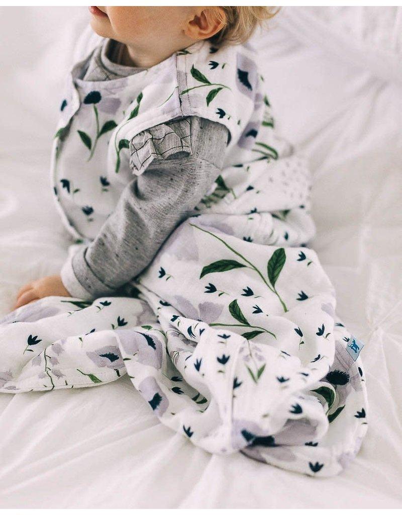 Little Unicorn Cotton Muslin Sleep Bag