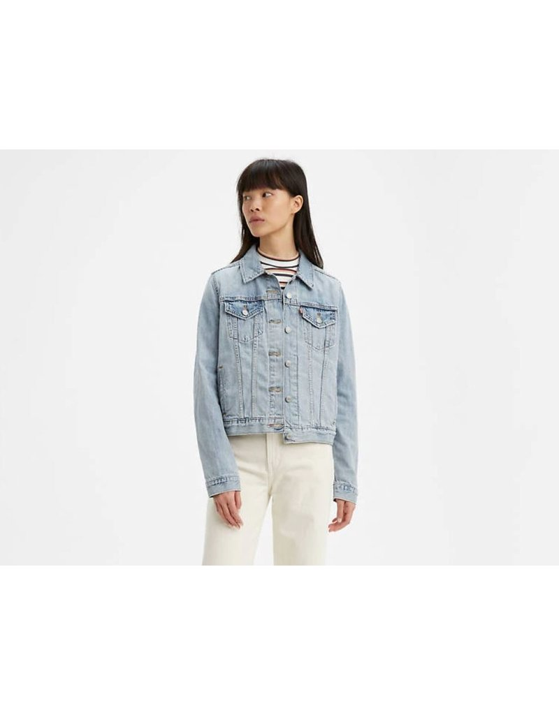 Levis Womens Original Trucker Jacket 29945-0026