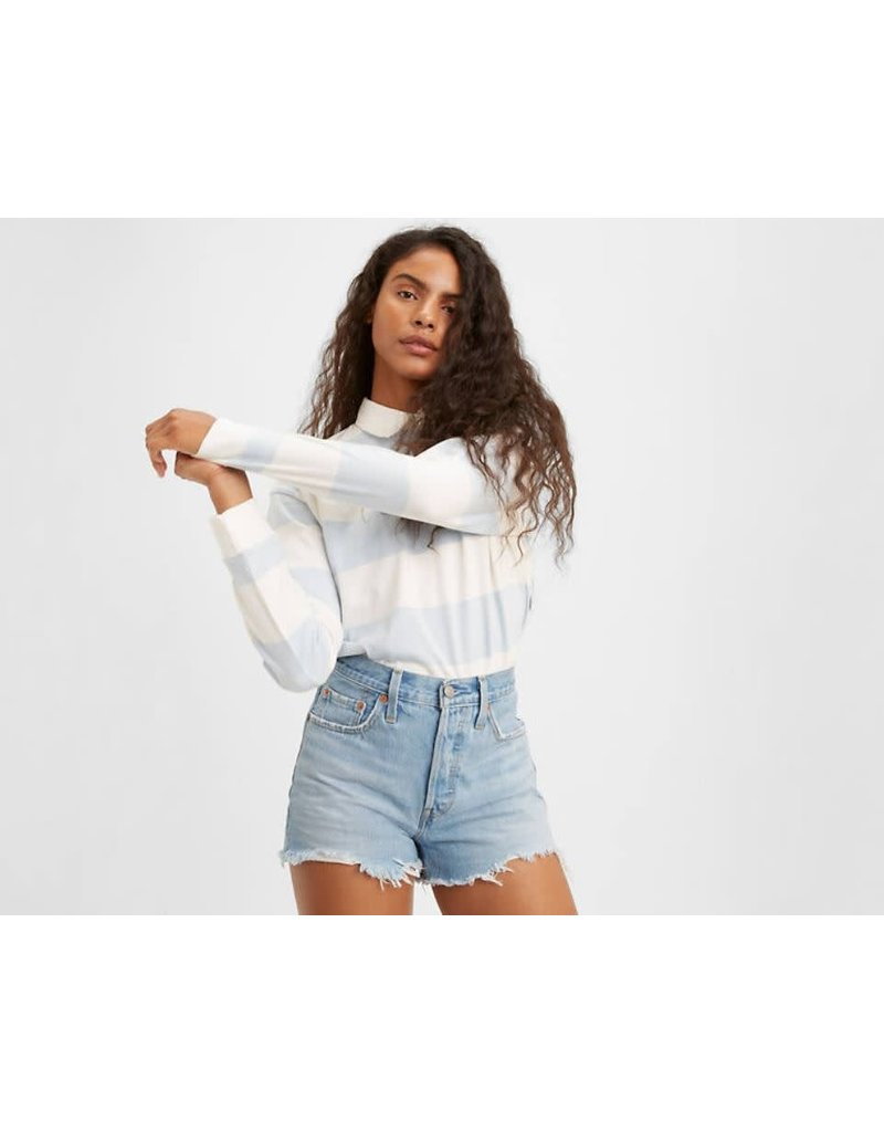Levis Womens 501 Original Denim Shorts 56327