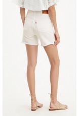 Levis Womens 501 Mid Thigh Denim Shorts 85833