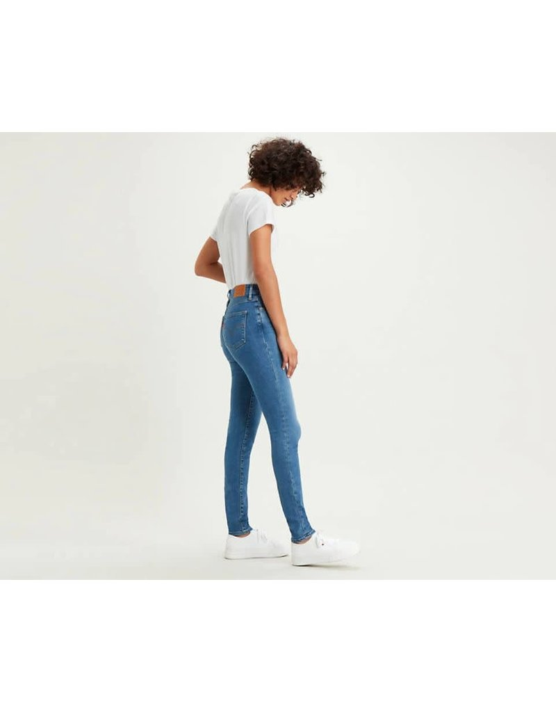 Levis Womens 721 High Rise Skinny Denim 18882-0363