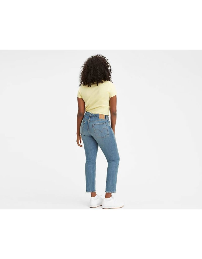 Levis Womens Wedgie Icon Fit Denim 22861-0034