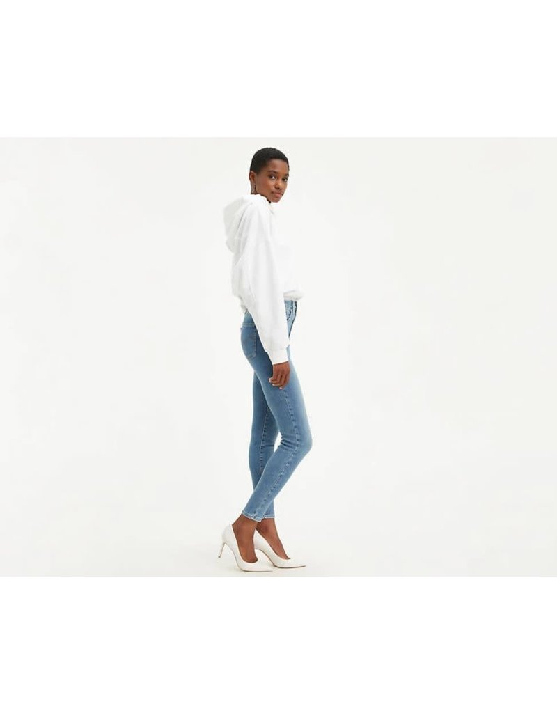 Levis Womens Mile High Super Skinny Denim 22791-0126
