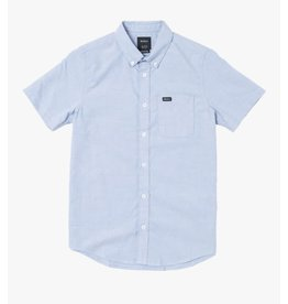 RVCA Boys That'll Do Stretch Short Sleeve Shirt