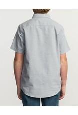RVCA Boys That'll Do Stretch Short Sleeve Shirt
