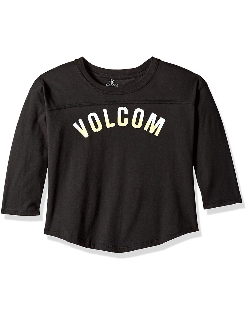 Volcom, Girls, Youth, Team Volcom L/S Tee