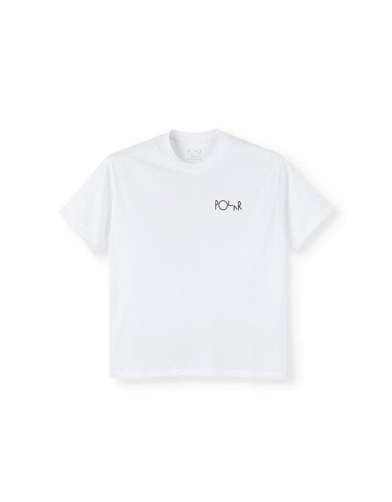 Polar Skate Co Memory Palace Fill Logo Tee