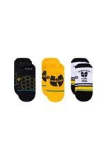 Stance Infant Wu Tang Socks 3pk