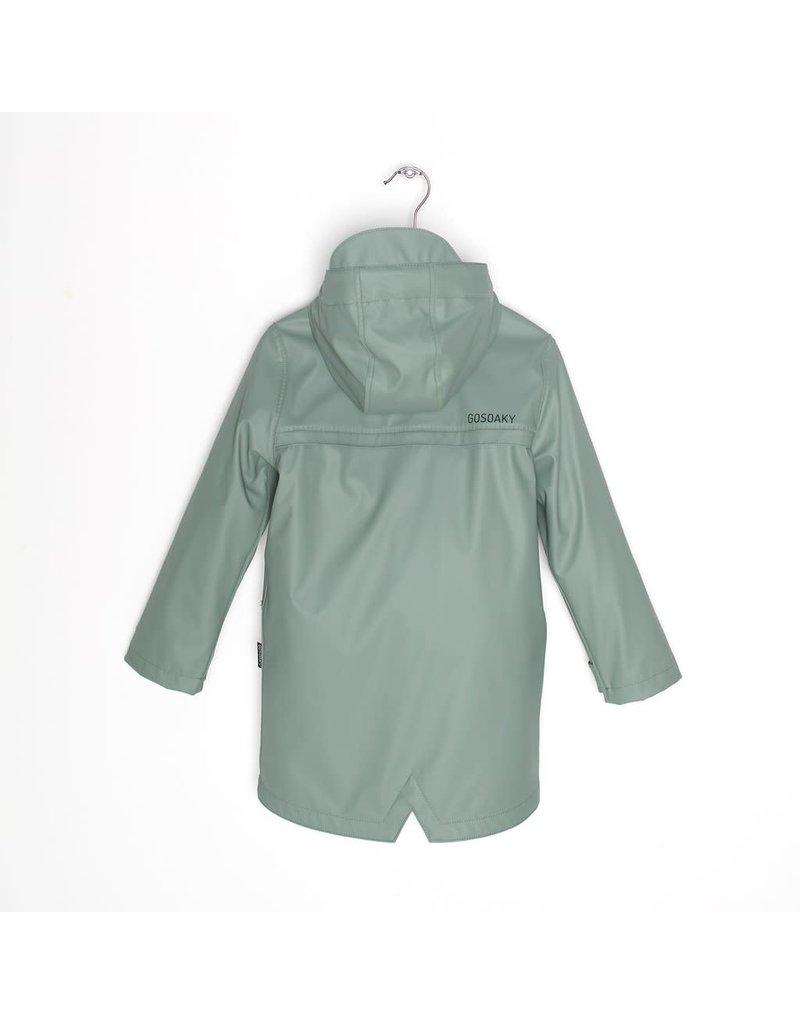 Gosoaky Lazy Geese Lined Raincoat