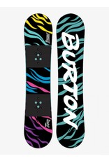 BURTON Chopper Flat Top Snowboard Complete W/ Bindings
