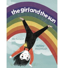 Ashley McIntosh The Girl and the Sun Book