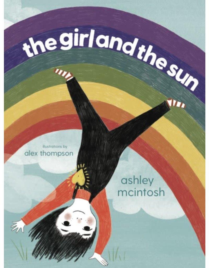 Ashley McIntosh The Girl and the Sun Book