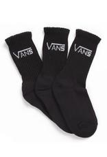 Vans Boys Classic Crew Socks 3pk