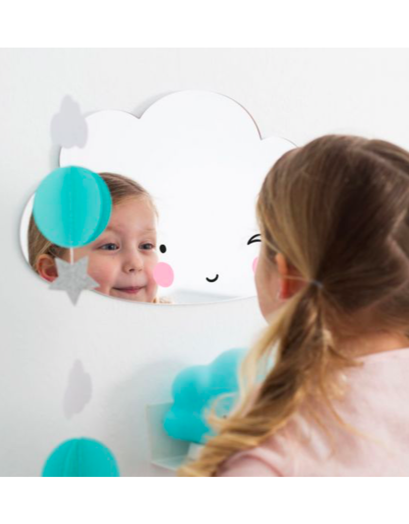 A Little Lovely Company Cloud Mirror