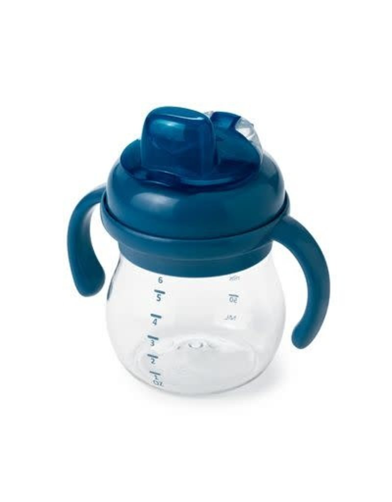 OXO Transitions Soft Spout Sippy Cup with Handles