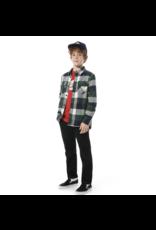 Vans Boys Youth Box Flannel Shirt