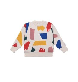 bobo choses Shadows Knitted Jumper