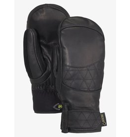 BURTON Womens Gore-Tex Gondy Leather Mitt