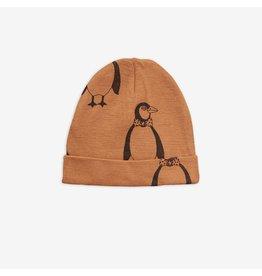 MiniRodini Penguin Wool Beanie