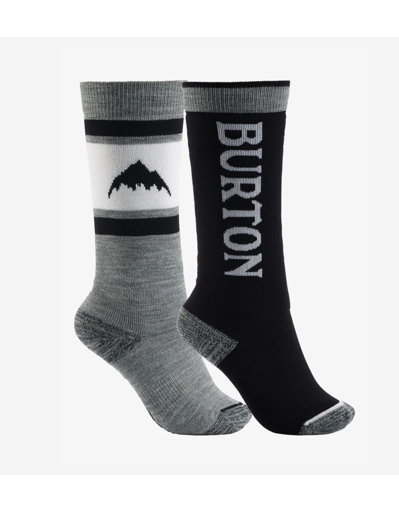 BURTON Kids Weekend Midweight Sock 2 pack