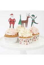 Meri Meri Festive Icons Cupcake Kit