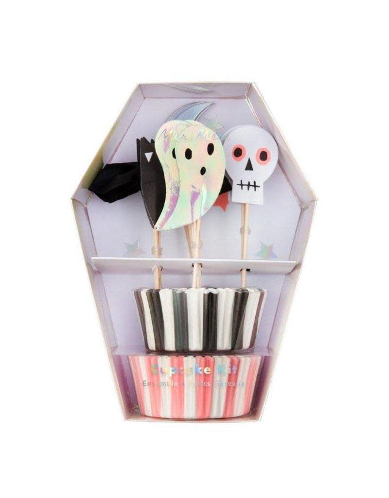 Meri Meri Halloween Icons Cupcake Kit