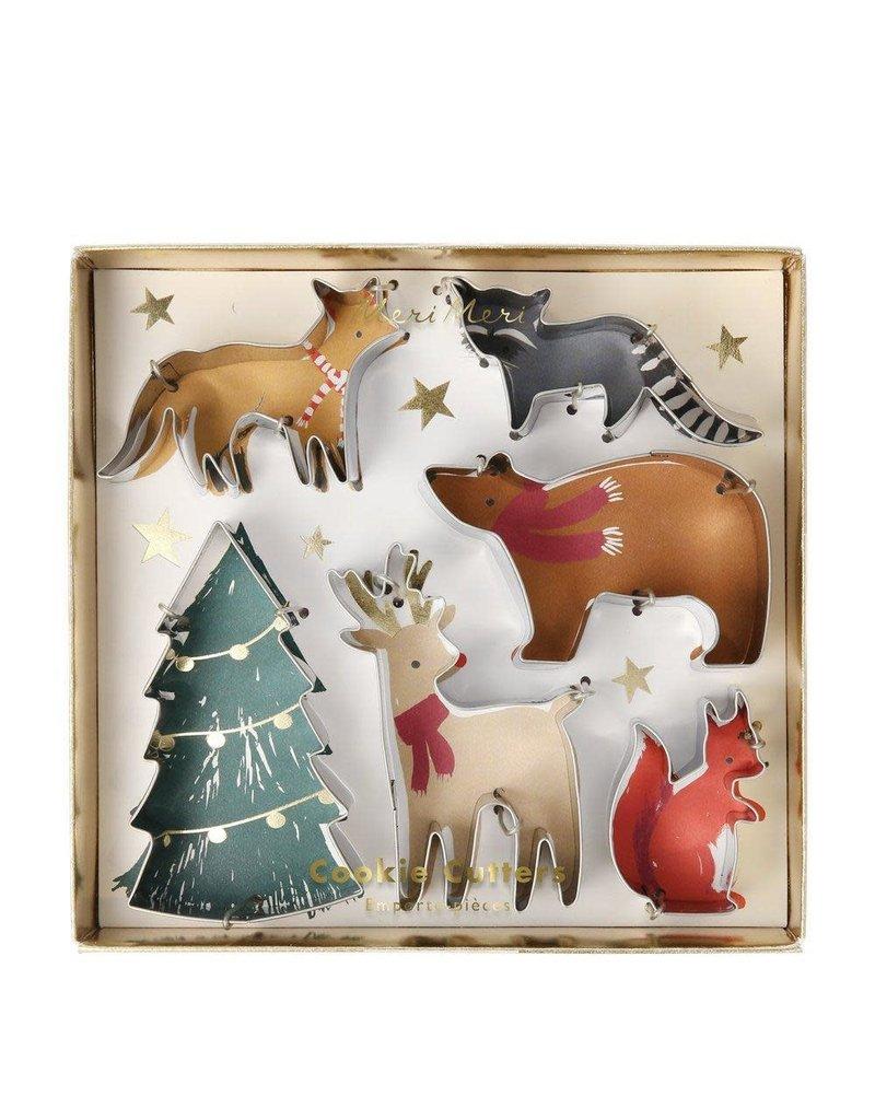 Meri Meri Christmas Motif Cookie Cutters