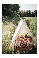 kinderfeets Indoor/Outdoor Play Tent