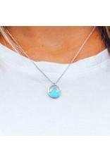 Pura Vida Bracelets Stone Wave Necklace