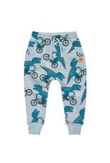 Rock Your Baby Dino Bike Baby Sweatpants