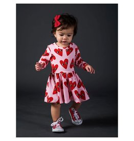 Rock Your Baby More Love Baby Dress