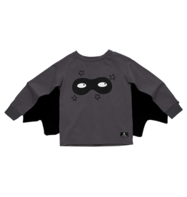 Rock Your Baby Super Hero Long Sleeve T-Shirt