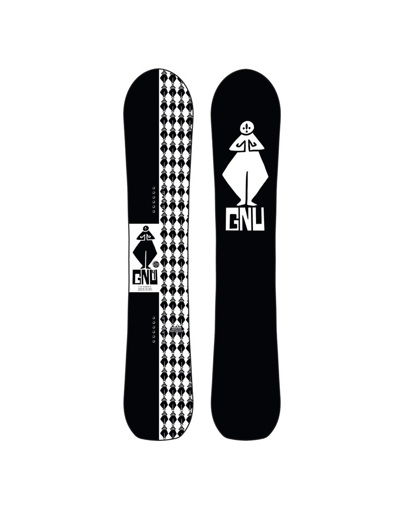 Gnu 4 Snowboard