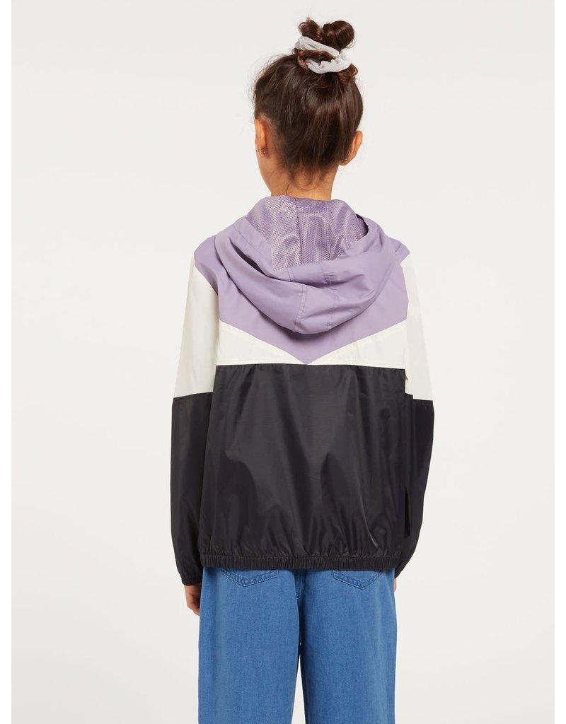 VOLCOM Big Girls Wind Stoned Jacket